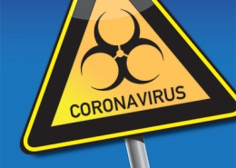 Coronavirus Warning Sign