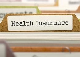 Health Insurance Folder
