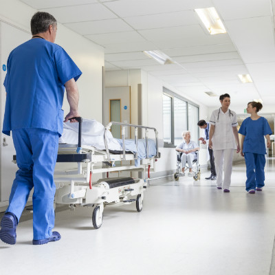 Doctors in Hospital