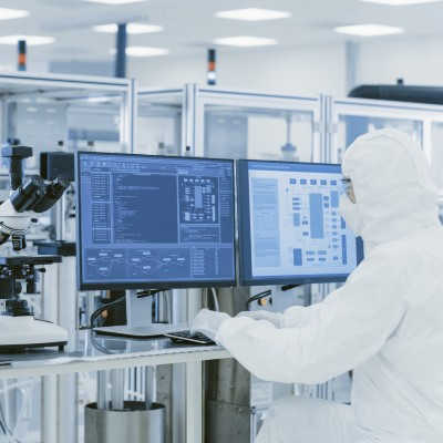 Pharma in Protective Gear
