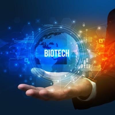 Biotech Concept